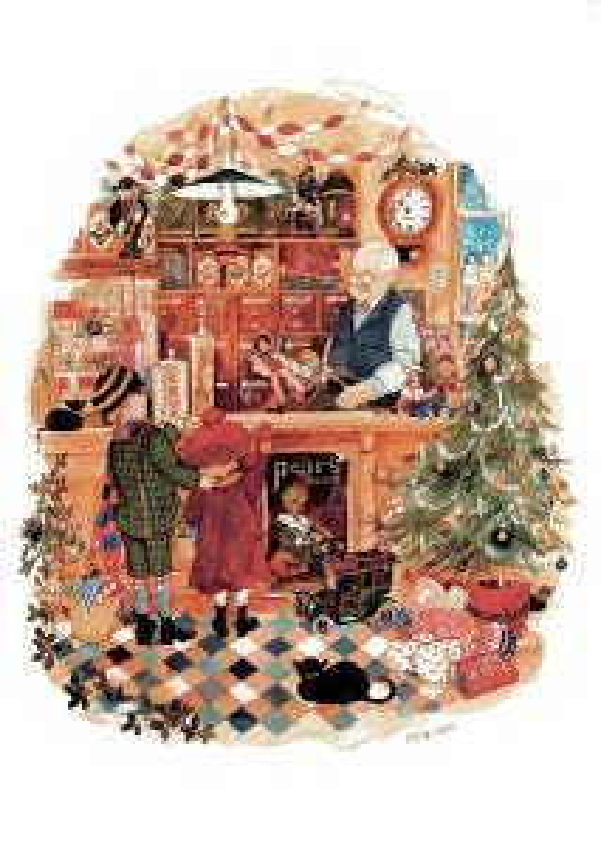 Colin Carr Christmas Cards