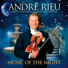 André Rieu:  Music Of The Night CD/DVD
