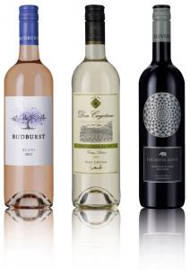 Classic Wine Trio (Red, White, Rosé)