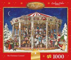 The Christmas Carousel Jigsaw Puzzle