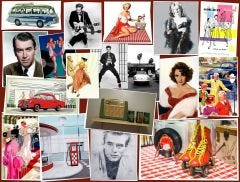 Decades - 50s Jigsaw Puzzle
