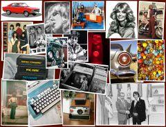 Decades - 70s Jigsaw Puzzle