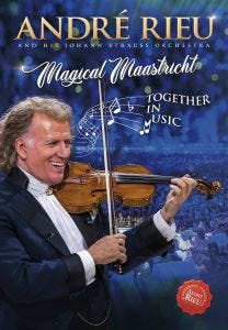 André Rieu Magical Maastricht - Together In Music DVD