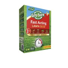 Gro-Sure Fast-Acting Lawn Seed