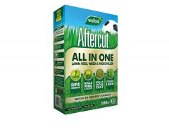 Aftercut All-In-One Lawn Feed, Weed and Moss Killer