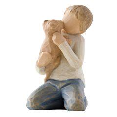 Willow Tree Kindness (boy) Figurine