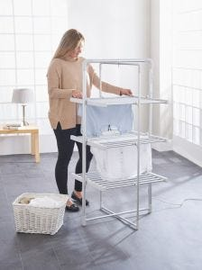 XL Heated Airer With Timer