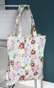 All In Blooms Canvas Tote Bag