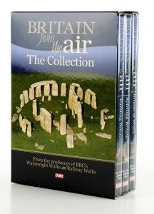Britain from the Air 3 DVD Set