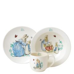 Peter Rabbit™ Three-Piece Nursery Set