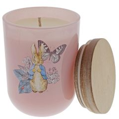 Peter Rabbit™ Garden Party Candle (Pink)