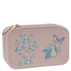 Peter Rabbit™ Garden Party Jewellery Box (pink)