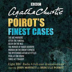 Poirot's Finest Cases - Agatha Christie