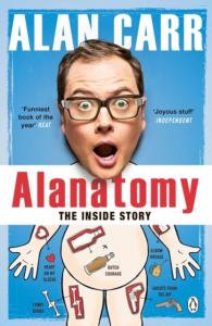 Alan Carr – Alanatomy (Paperback)