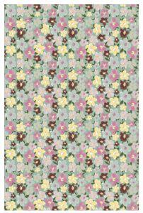 All in Blooms Tea Towel