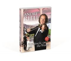 André Rieu: Magic of the Waltz DVD