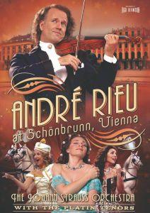 André Rieu at Schönbrunn, Vienna DVD