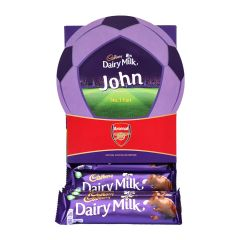 Cadbury Football Hamper - Arsenal