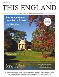 This England single issue - Autumn 2019