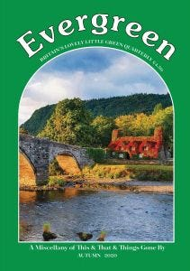 Evergreen single issue - Autumn 2020