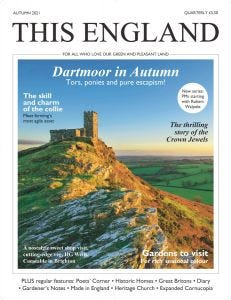 This England single issue - Autumn 2021