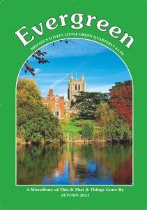 Evergreen single issue - Autumn 2021