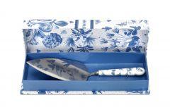 Botanic Blue Cake Slice