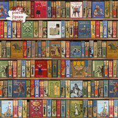 Bodleian Library : High Jinks Bookshelves Jigsaw