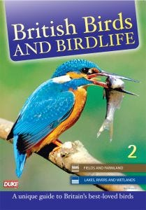 British Birds DVD Vol 2