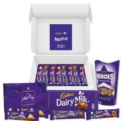 Cadbury Chocolate Hamper