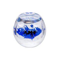 Caithness Glass - Bijoux Cornflower Paperweight