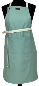 Canvas Kitchen Apron Teal