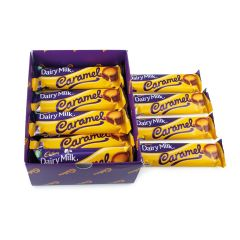 Cadbury Hamper Box Caramel