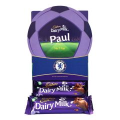 Cadbury Football Hamper - Chelsea