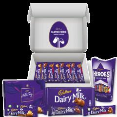 Cadbury Chocolate Lovers Easter Hamper