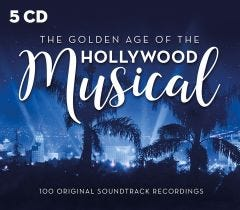 The Golden Age of the Hollywood Musical 5-CD Set