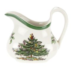 Christmas Tree Cream Jug