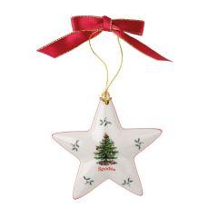 Spode Christmas Tree Star Decoration