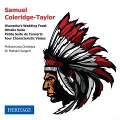 Simon Coleridge-Taylor: Orchestral Music CD