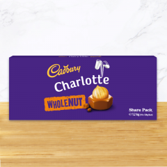 Personalised Cadbury Wholenut Share Pack