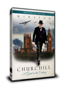 Winston Churchill A Giant in the Century DVD