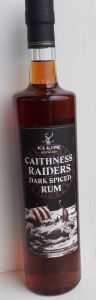Caithness Raid Dark Rum