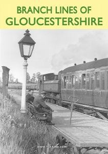 Branch Lines of Gloucestershire