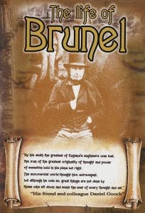 The Life of Brunel DVD