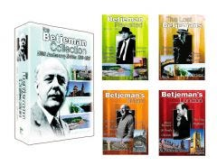 The John Betjeman Collection  - 4 DVD set