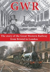 GWR: The Great Western Railway from Bristol to London DVD