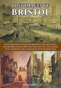 Lost Images of Bristol DVD