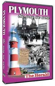 The Way We Were DVD - Plymouth