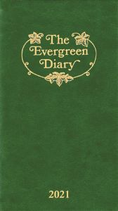 Evergreen Pocket Diary 2021