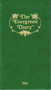 Evergreen Pocket Diary 2022